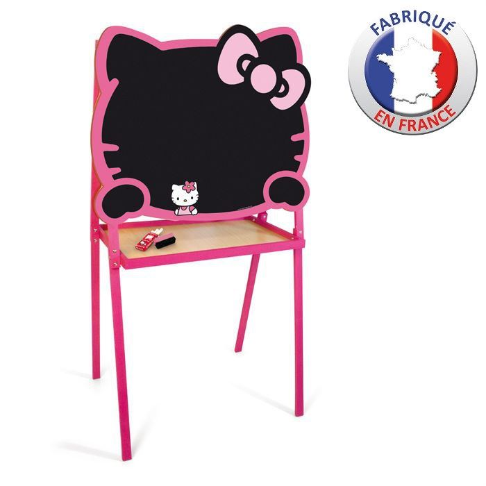 Tableau Double Face Hello Kitty