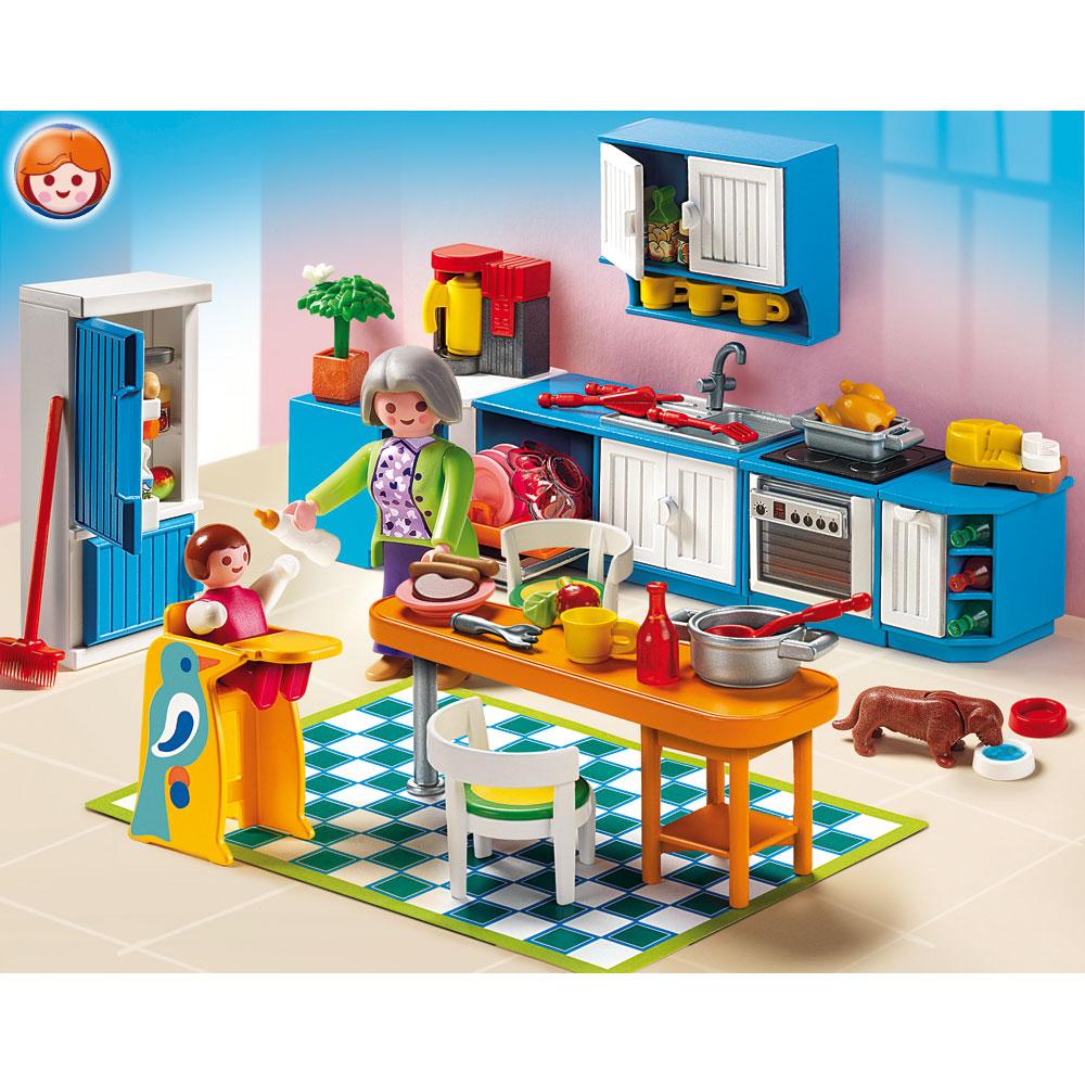 Playmobil 5329 cuisine int gr e comparer avec for Prix cuisine integree