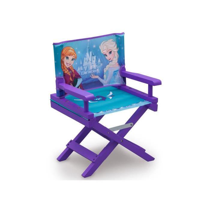 delta children chaise directeur cin ma la reine des neiges comparer avec. Black Bedroom Furniture Sets. Home Design Ideas