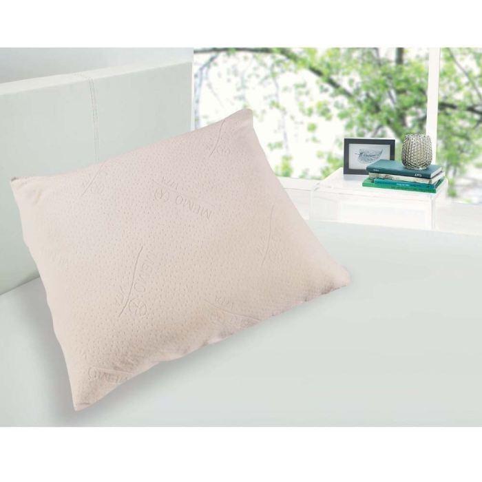 dormi pur oreiller 60x60cm mousse mémoire de forme DORMIPUR Oreiller mousse mémoire de forme (60 x 60 cm)   Comparer  dormi pur oreiller 60x60cm mousse mémoire de forme