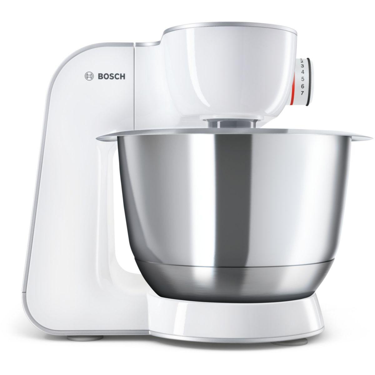 bosch mum58243 robot de cuisine comparer avec. Black Bedroom Furniture Sets. Home Design Ideas