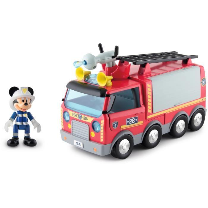 Club Pompier Camion Toys Mickey HouseLe Mouse De Imc b7gfy6