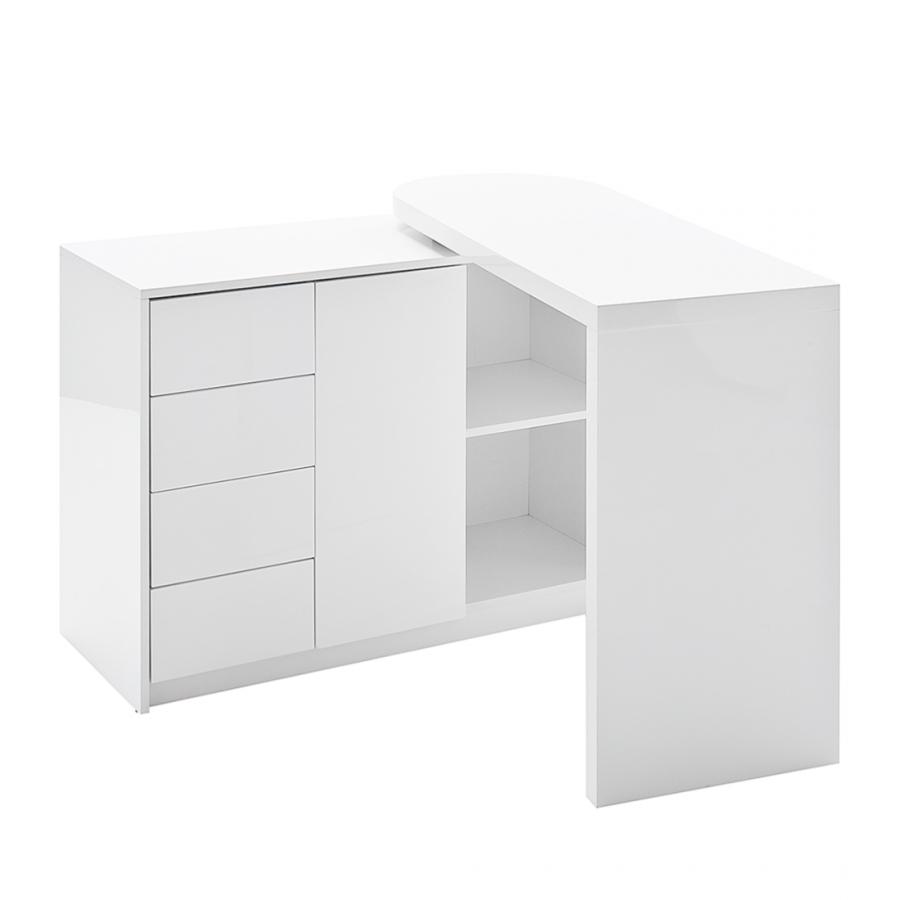 Bureau Design Max Avec Plateau Pivotant Comparer Avec Touslesprix Com