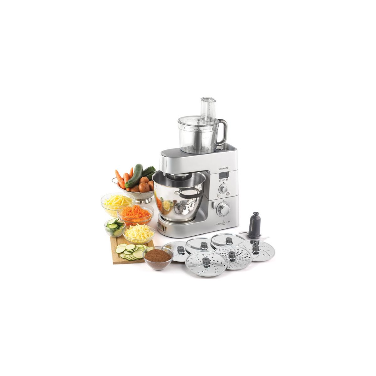 kenwood km099 robot cooking chef premium comparer avec. Black Bedroom Furniture Sets. Home Design Ideas