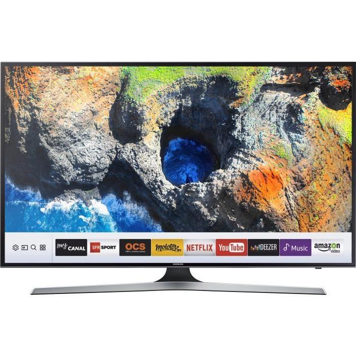 samsung ue58ku6000 t l viseur led uhd 163 cm smart tv comparer avec. Black Bedroom Furniture Sets. Home Design Ideas