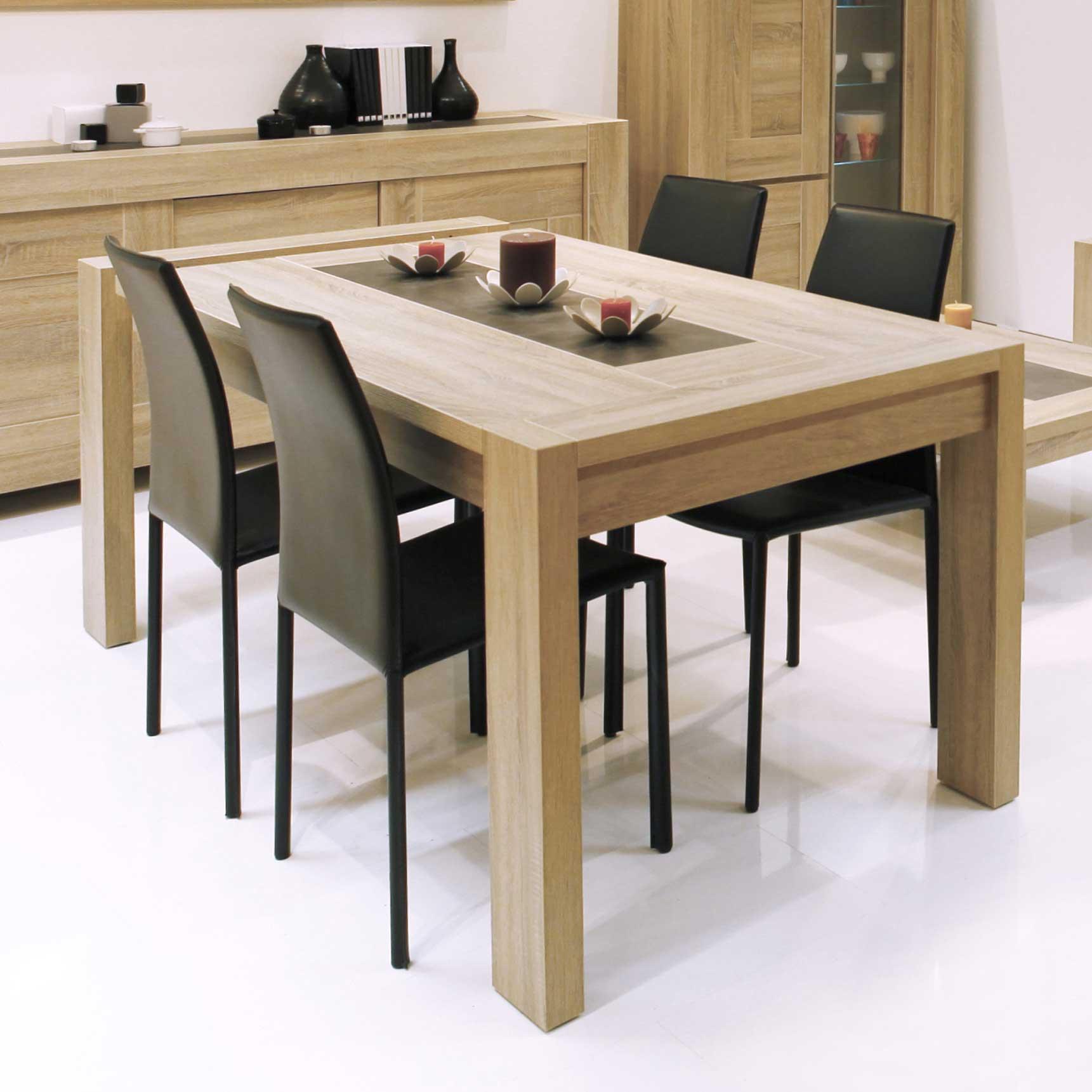 Table De Salle A Manger Moderne Mathias Comparer Avec Touslesprix Com