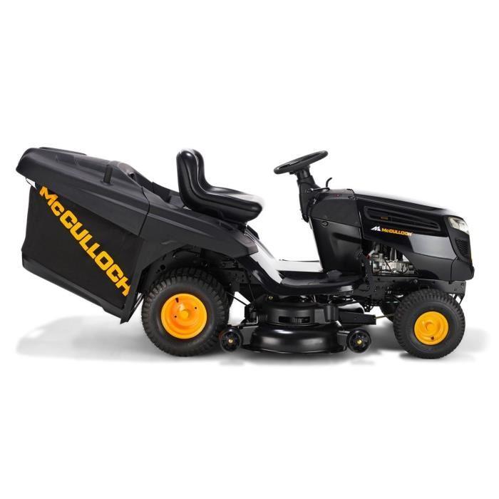 mcculloch m155 107tc tracteur tondeuse 15 5 cv 107 cm 5000 m bac comparer avec. Black Bedroom Furniture Sets. Home Design Ideas