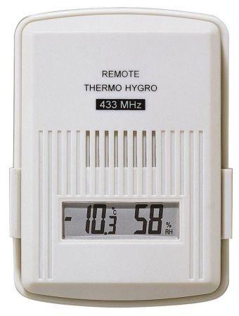 La crosse technology tx3th metteur ext rieur thermo for Star meteo probleme temperature exterieur