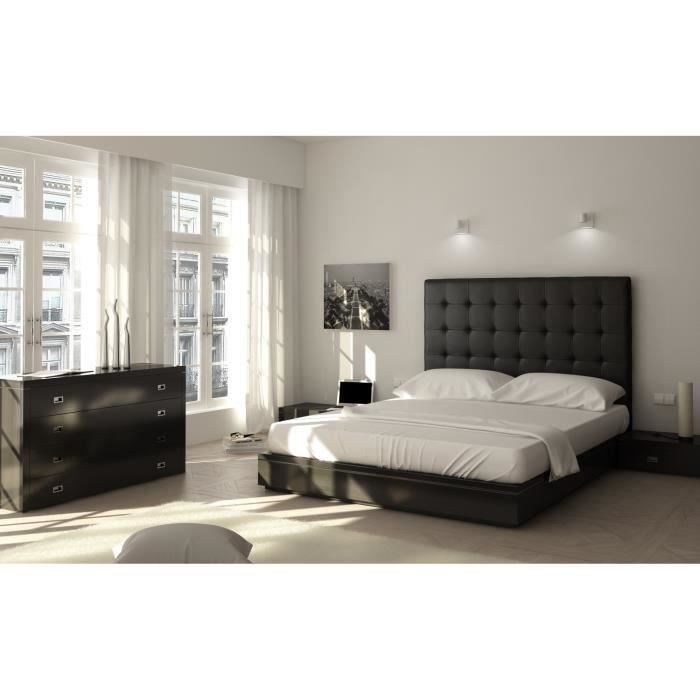 t te de lit capitonn e sogno 140 cm comparer avec. Black Bedroom Furniture Sets. Home Design Ideas