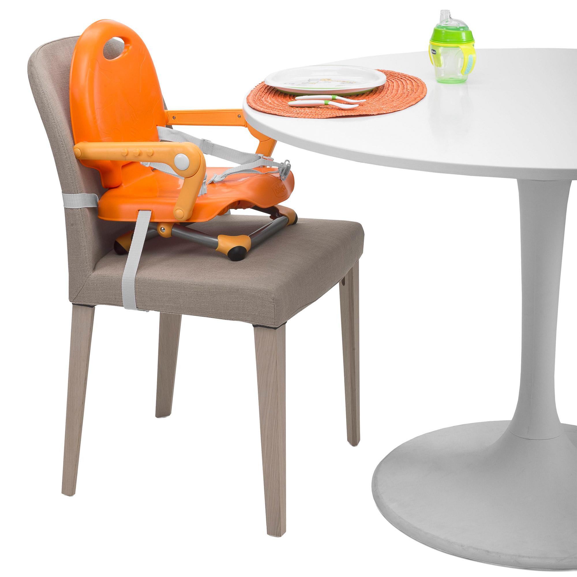 Chicco r hausseur de chaise pocket snack comparer avec for Prix rehausseur