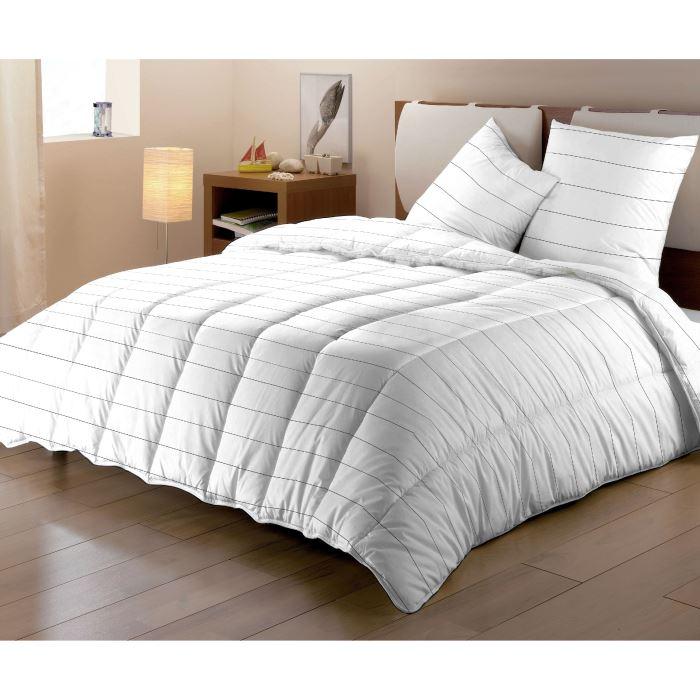 dodo couette unie warmmax 240 x 260 cm comparer avec. Black Bedroom Furniture Sets. Home Design Ideas
