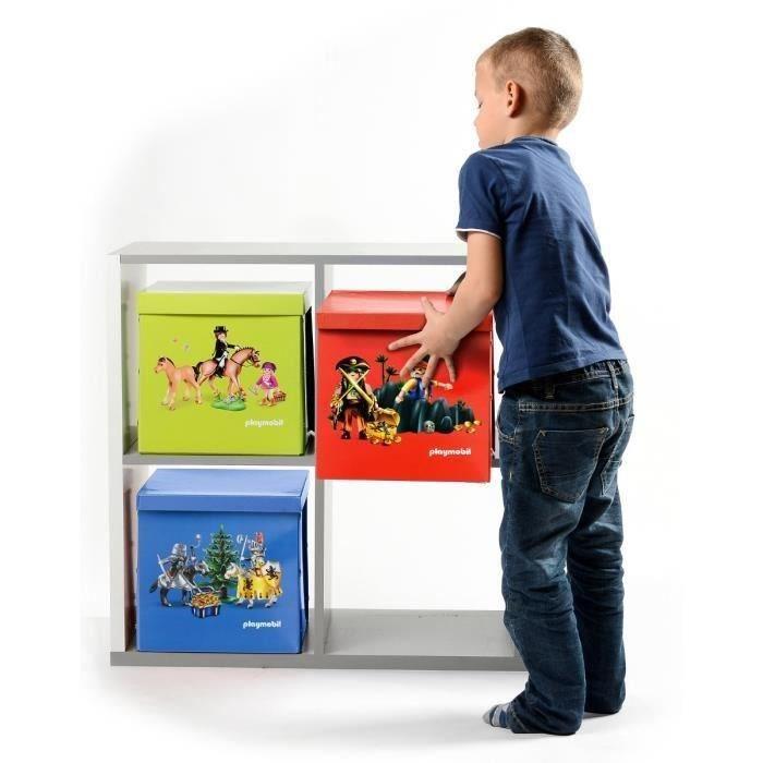 playmobil 064601 bo te de jeu et de rangement chevaliers. Black Bedroom Furniture Sets. Home Design Ideas