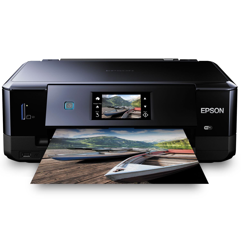 epson xp 720 imprimante multifonction jet d 39 encre wifi. Black Bedroom Furniture Sets. Home Design Ideas