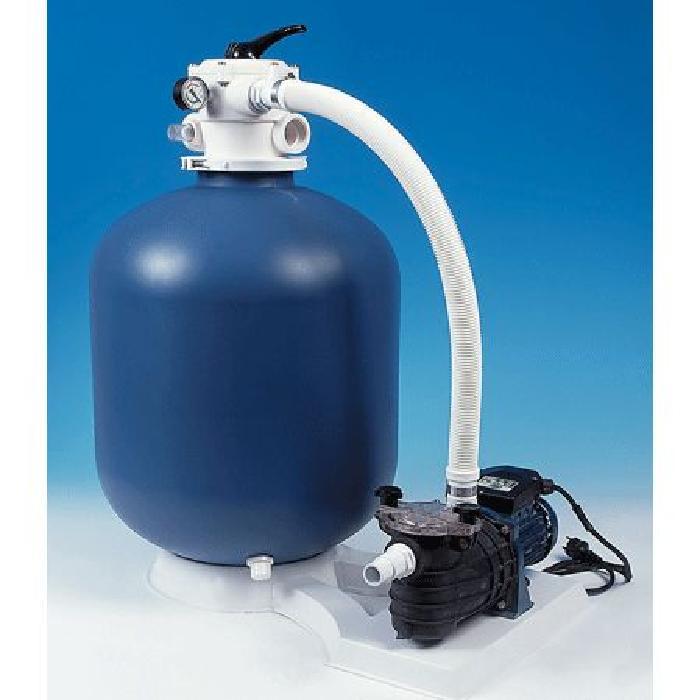 Aqualux 103461 filtre sable 10 m3 h pour piscine hors - Prix sable m3 ...