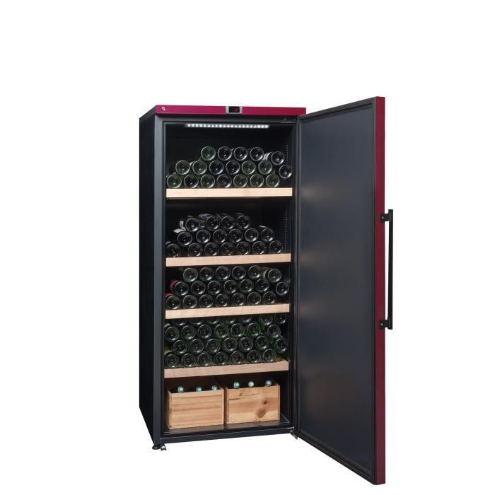 la sommeli re vip265p cave de vieillissement 265 bouteilles comparer avec. Black Bedroom Furniture Sets. Home Design Ideas