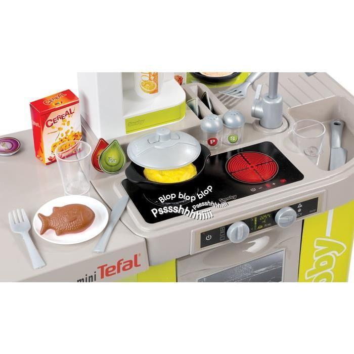 Smoby 311024 - Cuisine Studio XL Bubble Tefal - Comparer avec ...