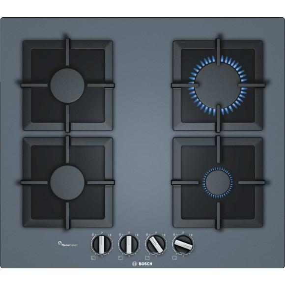 bosch ppp6a9b20 table de cuisson gaz 4 foyers comparer avec. Black Bedroom Furniture Sets. Home Design Ideas
