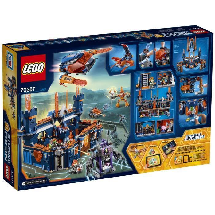 Knighton Lego Nexo Château 70357 De KnightsLe A5RL34jq