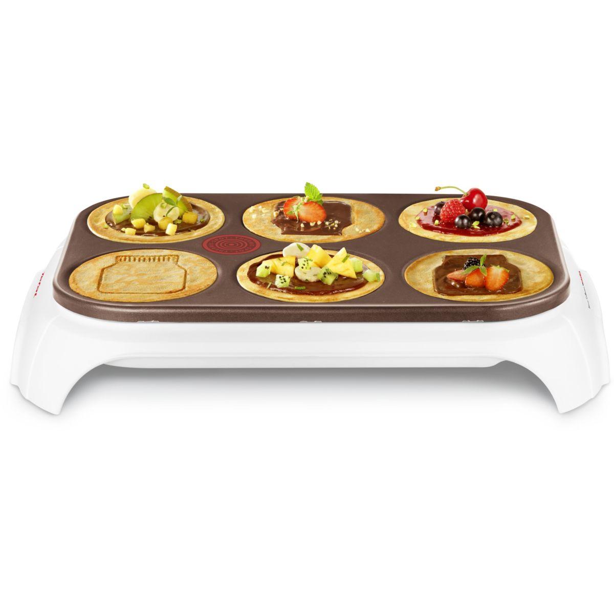 tefal py559112 cr piere lectrique crep party nutella comparer avec. Black Bedroom Furniture Sets. Home Design Ideas