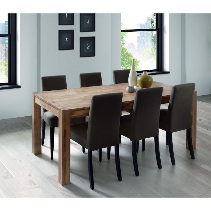 table de sjour davis 90 x 190 cm comparer avec touslesprixcom