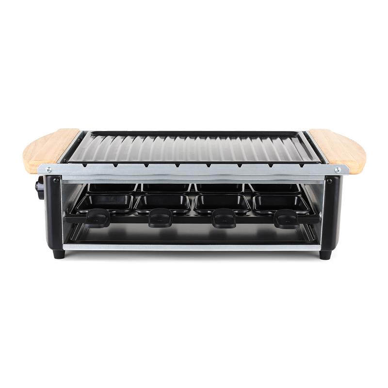 Klarstein chateaubriand grill raclette pour 8 personnes comparer avec - Raclette pour 12 personnes ...