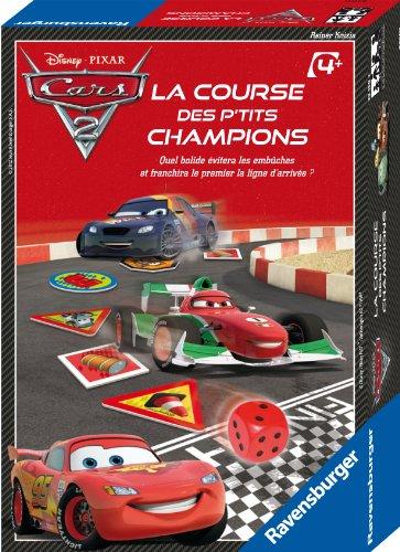 ravensburger la course de petits champions cars 2 comparer avec. Black Bedroom Furniture Sets. Home Design Ideas