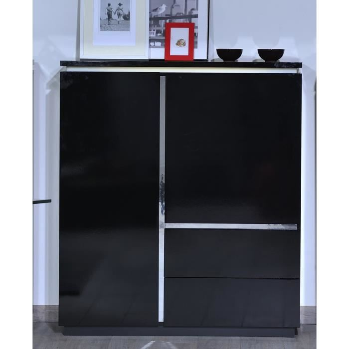 rangement electra 2 portes et 2 tiroirs comparer avec. Black Bedroom Furniture Sets. Home Design Ideas