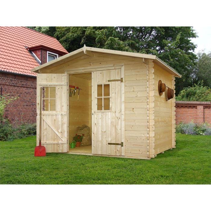 Abri De Jardin Bois 6m2 : abri de jardin 6m2 bois ~ Farleysfitness.com Idées de Décoration