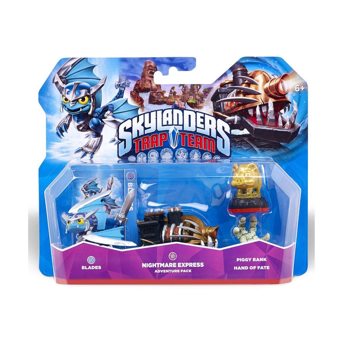 Activision pack figurine skylanders trap team comparer avec - Tous les skylanders ...